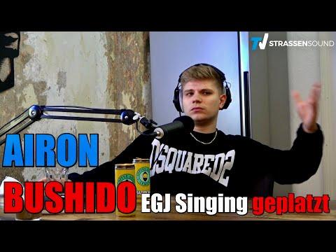 BUSHIDO & EGJ Signing geplatzt! | AIRON | Warum nicht geklappt? | KNOSSI Contest | TV Strassensound