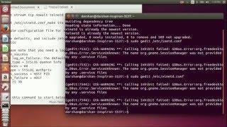 How Install And Configure Telnet Server Ubuntu