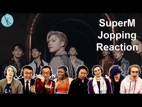 Classical Musicians React: SuperM 'Jopping'