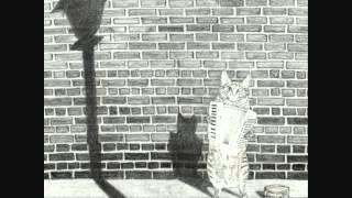 坂入俊介/アコーディオンを弾く猫