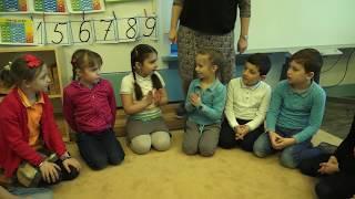 Эстафета на уроке (методическое видеопособие №3)