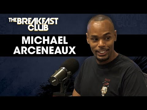 Michael Arceneaux Opens Up About Sexuality, Family & His Book