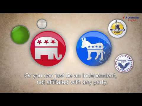 How America Elects- U.S. Political Parties