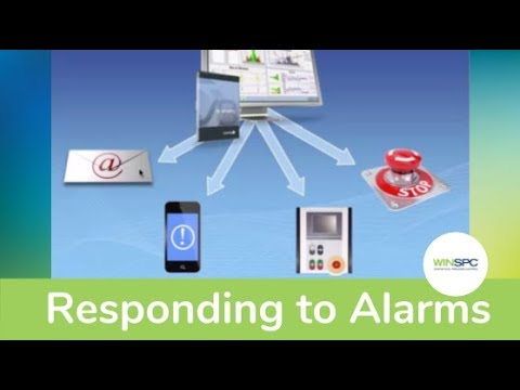 Capturing Data Manually and Responding to Alarms - WinSPC Tour Part 2 of 8
