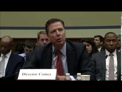 FBI Director James Comey  'Don't Call Us Weasels'