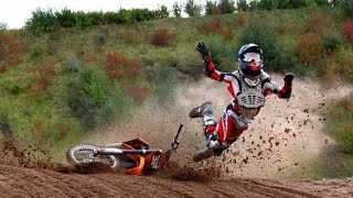 Motocross / Enduro Fails and Crashes | Flaws of Extreme Sports [HD]