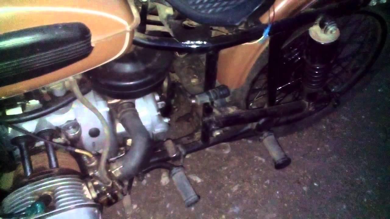 Скачать звук заводить мотоцикл