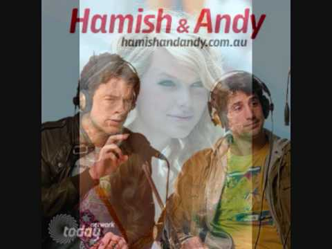hamish and andy trick ghosting dating