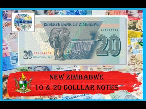 Zimbabwe Dollars New Release Preview