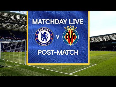 Live Super Cup show: Chelsea - Villarreal    Post-Match    Super Cup Day