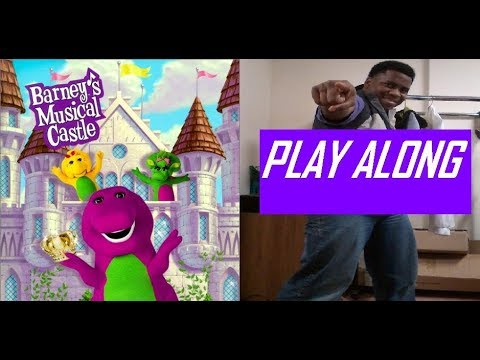 Barney's Musical Castle Play Along (2nd Release - Re uploaded)