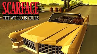 Scarface: The World Is Yours - Mission #2 - Three Months Later