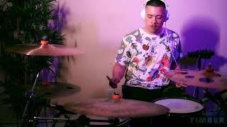 CALÓR | Ebu | Drum Playthrough
