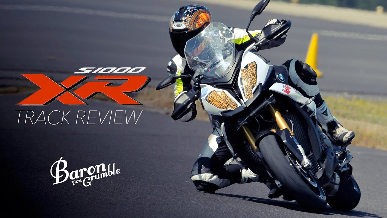 Bmw S1000xr Track Review Youtube