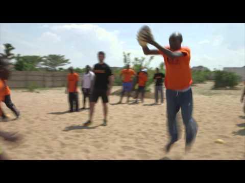 Rugby au Burundi avec Pierre Rabadan & Salim Tebani !