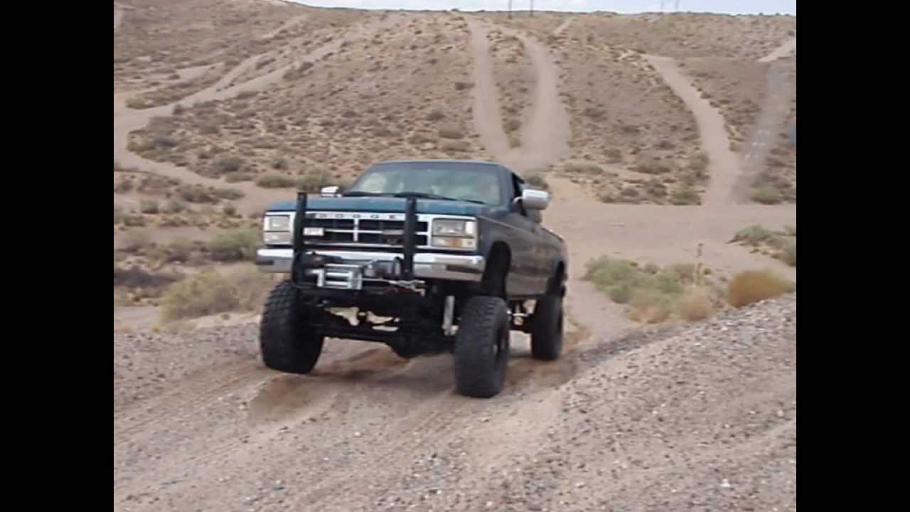 1993 Dodge Dakota Sas First Test Drive Offroad Youtube