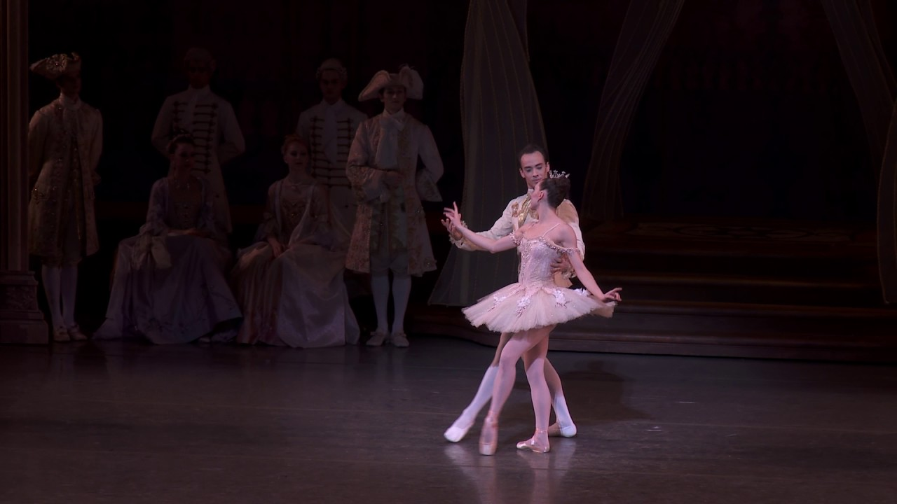 Anatomy of a Dance: Tyler Angle on THE SLEEPING BEAUTY