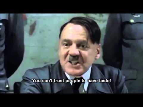 Hitler plans to stash the degenerate art at Göring's