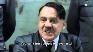 Hitler plans to stash the degenerate art at Göring's