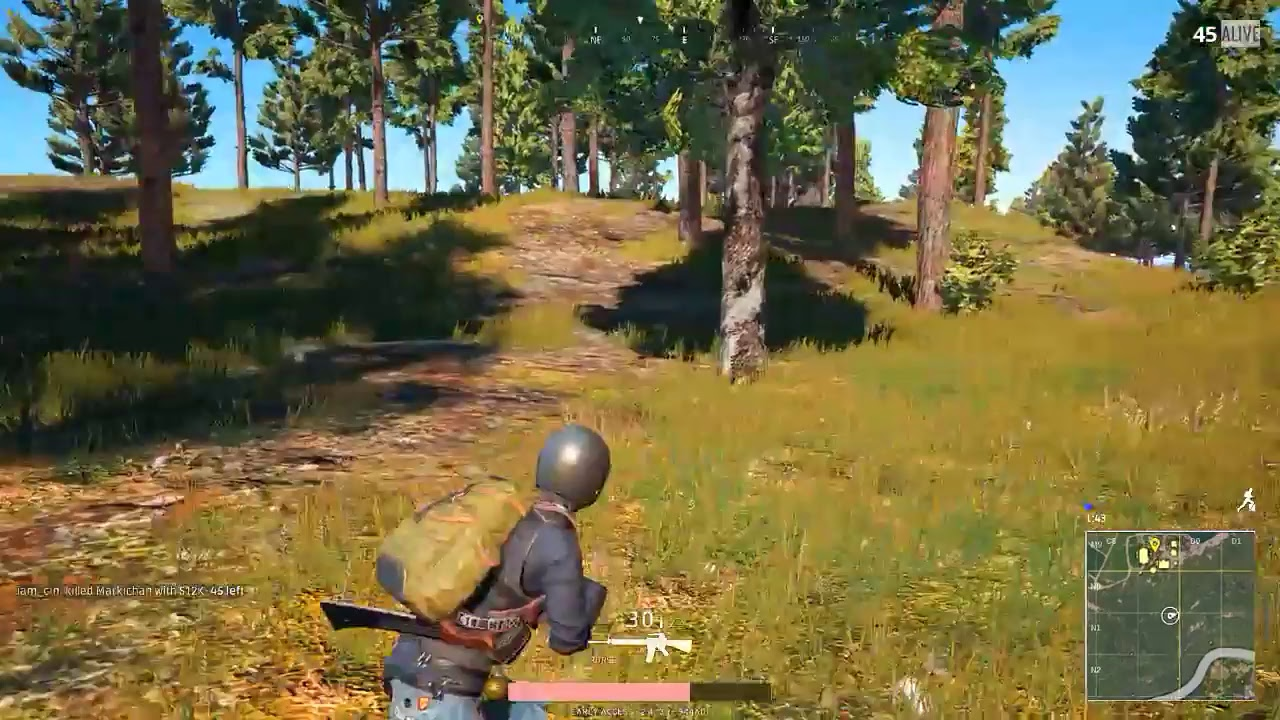 how to open reshade on pubg