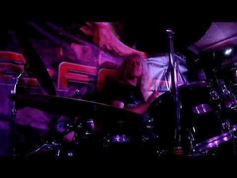 """E-Force Playing Voivod"" - Mercury [Live @ Madrid, 2017]"