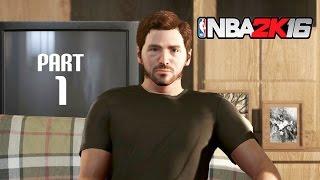 NBA 2K16 - Gameplay Walkthrough - My Career Mode - Part 1 - Livin