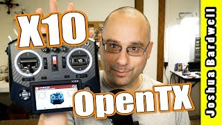 Frsky Horus X10 / X10S | INSTALL OPENTX HOW-TO FLASH