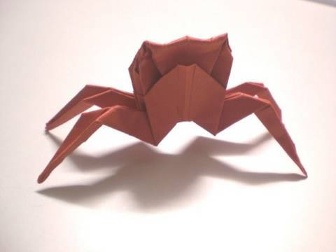 How to Make Simple and Easy Origami Crab - Origami Paper Crab for ... | 360x480