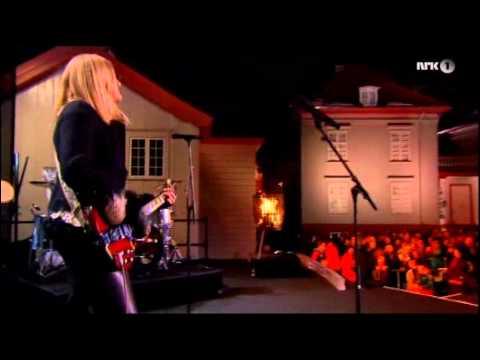 Anne Grete Preus - Sang til Aurora (Grunnlovsjubileet 2014)