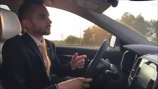 Тест-драйв Renault Koleos Бензин 4x4 2.5 CVT X-tronic (часть 1)