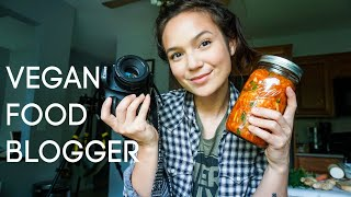Day in my Life as a Vegan Food Blogger!