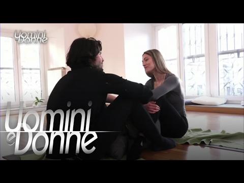 Uomini e Donne, Trono Classico -  Esterna di Luca e Soleil