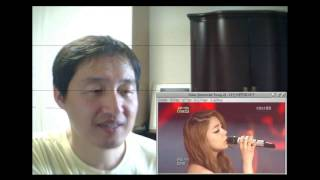 [Reaction by a Korean] Ailee - What am I supposed to do?