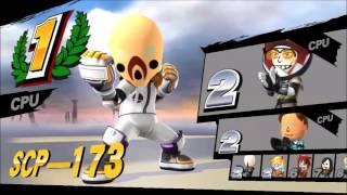 8-Player Smash Creepypasta Special (Part 1)