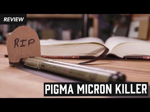 Pigma Micron Killer