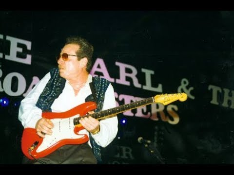 Ronnie Earl & The Broadcasters - Belgium R&B Festival -1995