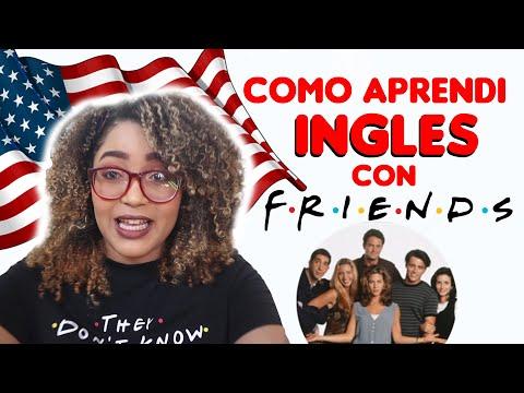 APRENDE INGLES POR TU CUENTA!! - Con series - FRIENDS
