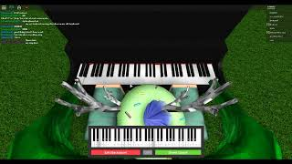 Some Fur elise on Roblox piano