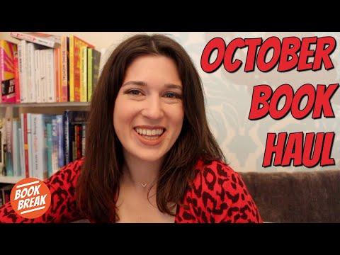 October Publishing House Book Haul   #BookBreak