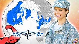 Чья армия в НАТО самая сильная ? 10 мощнейших стран альянса ⭐ Армия США, Турции и Бундесвер
