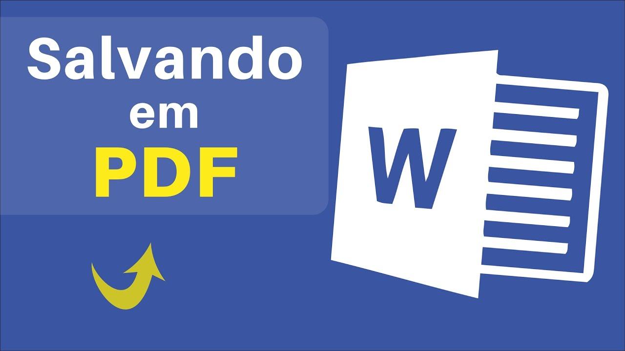 Como juntar PDF, transformar PDF em Documentos de Word ...