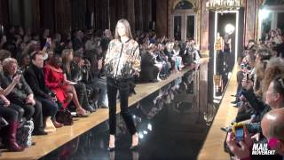 VALENTIN YUDASHKIN: Womenswear Fall-Winter 2015/16 Fashion Show