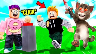 Can We Beat ROBLOX DON'T PRESS THE BUTTON!? (NEW LEVELS UPDATE!)