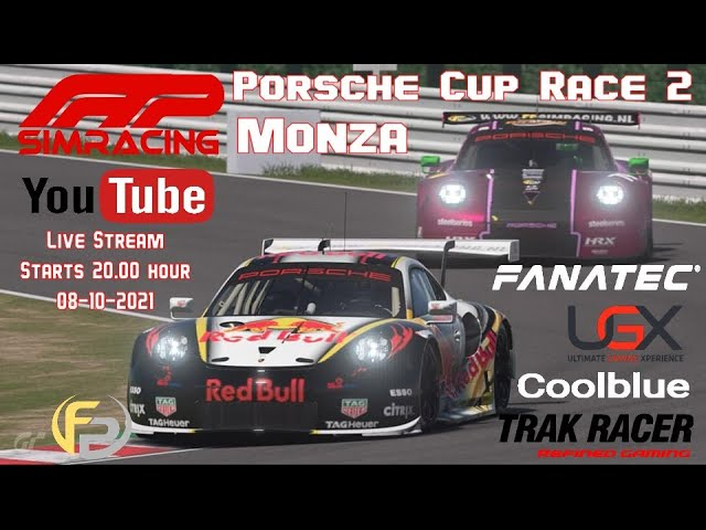 Porsche super Cup Race 2 Monza