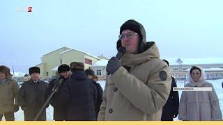 Владимир Солодов принял участие в отчете правительства в Верхневилюйском районе Якутии