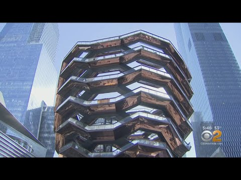 Hudson Yards' 'The Vessel' Set To Become NYC's Newest Landmark