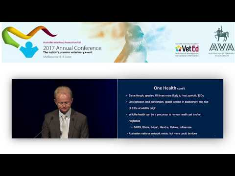 Dr Mark Schipp: Australian Veterinarians And Global Challenges (2017 AVA Annual Conference)