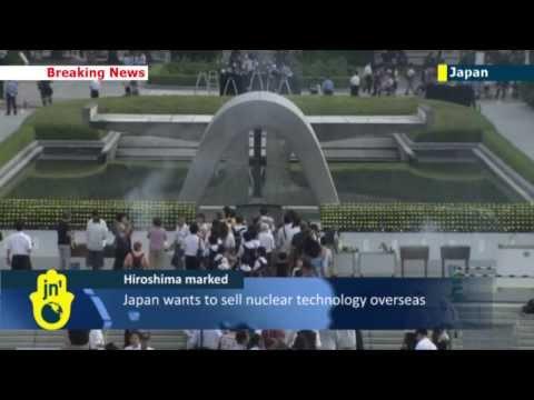 Hiroshima Atomic Bomb Anniversary: Japan remembers victims of WWII Hiroshima atomic bombing