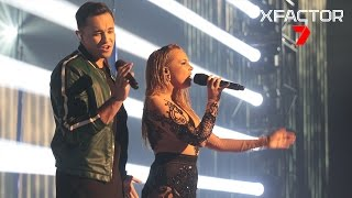 Cyrus and Samantha Jade