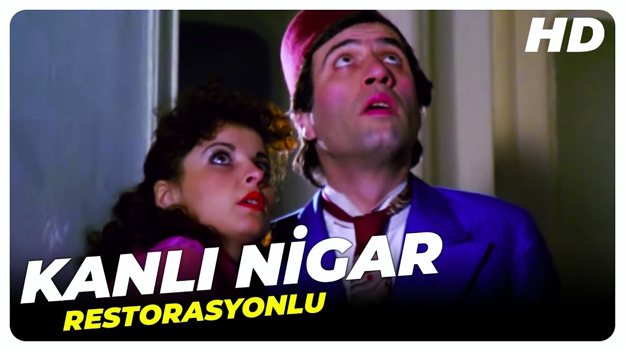 Kanlı Nigar | Kemal Sunal Eski Türk Filmi Tek Parça (Restorasyonlu)